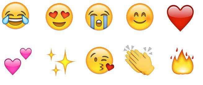 🙆Gli Emojis aiutano ad aumentare il coinvolgimento social. Si, ma quali? 🐙