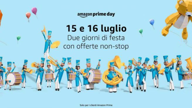 Amazon Prime Day, i dati di un successo inarrestabile