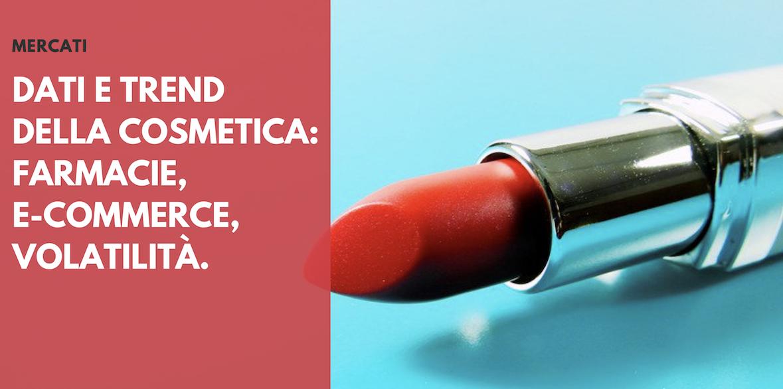 Cresce il mercato della Cosmetica. +22% per l'ecommerce di settore.