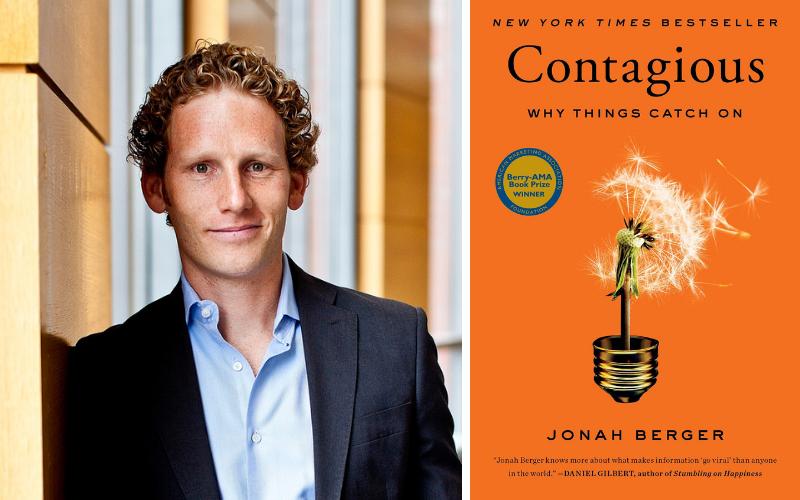 """CONTAGIOUS di Jonah Berger, gli """"Stepps"""" per la viralità."""
