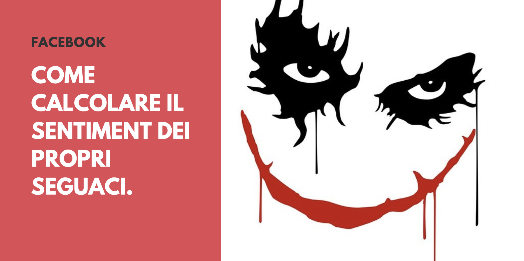 Angry Rate e Love Rate, come calcolare il sentiment dei propri seguaci su Facebook.