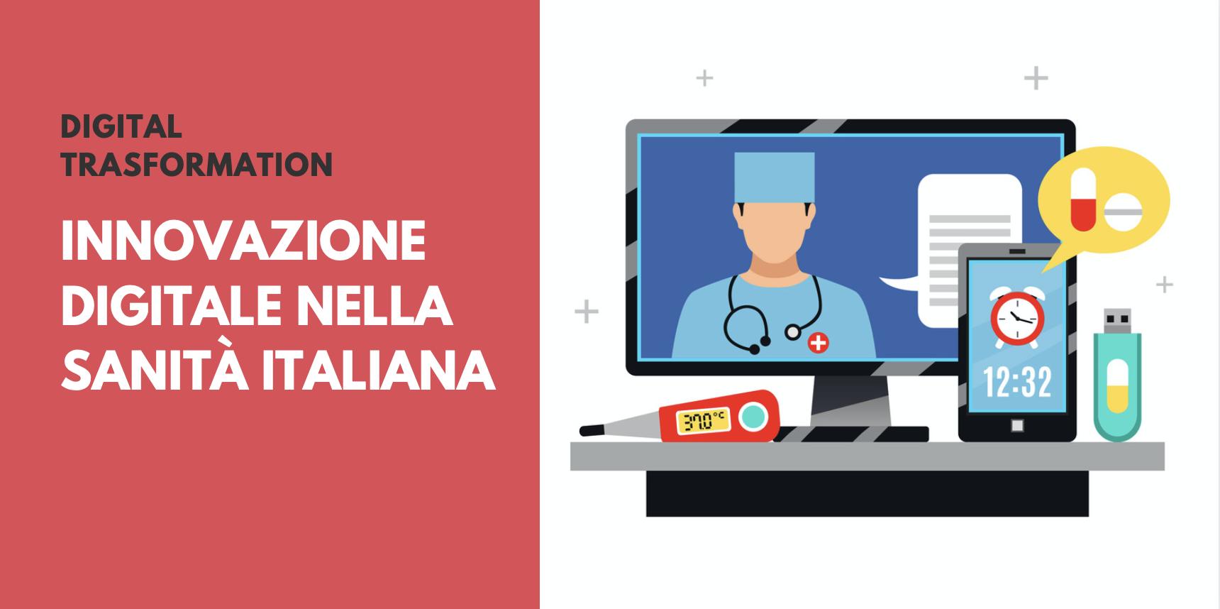 Innovazione Digitale in Sanità: la rivoluzione post Covid19