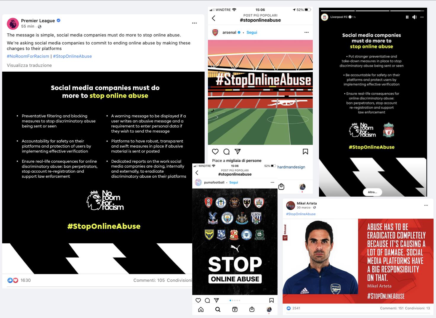StopOnlineAbuse, la campagna che comunica senza comunicare.